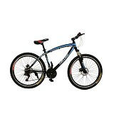 VIVA Volare 560 26 inch Hi-Ten MTB Shimano 21sp [W3111] - Black - Sepeda Gunung / Mountain Bike / Mtb
